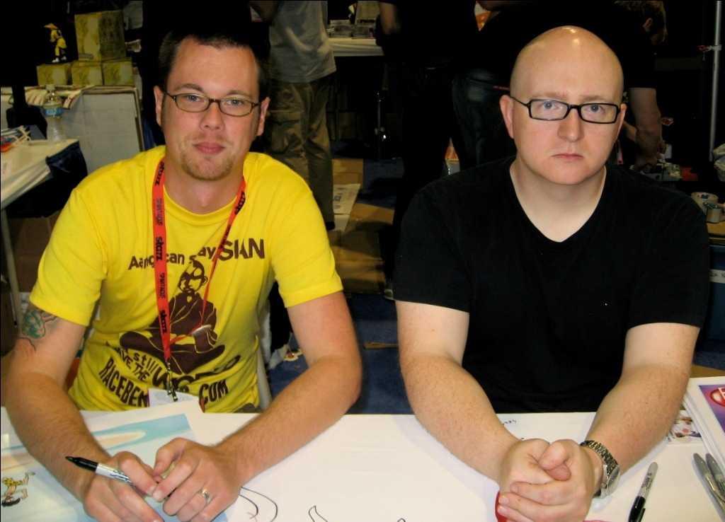 Famous-Geek-Personalities-Krahulik_Holkins