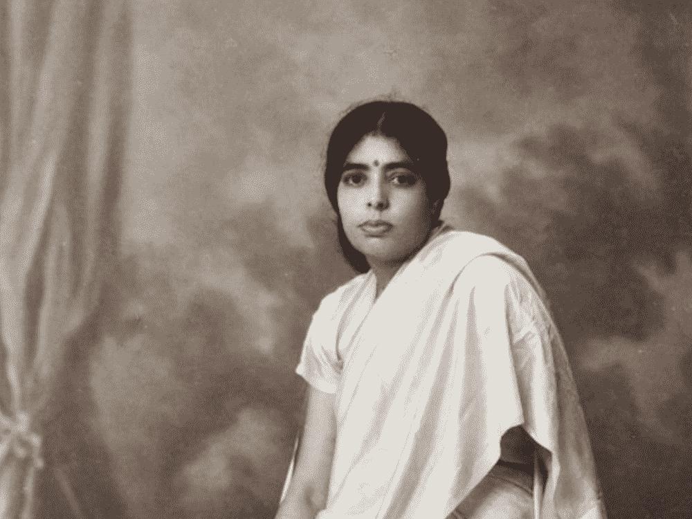 Janaki-Ramanujans-wife